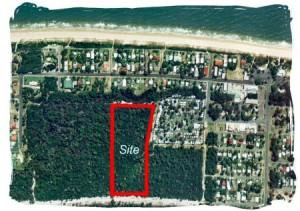 Site & Beach