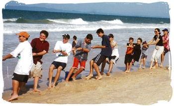 School Camp, Church Camp, Youth Camp, Community group camp, Brisbane, Sunshine Coast, Moreton Bay, Bribie Island, Woorim