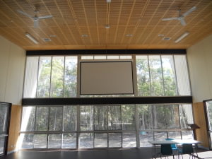 aud projector